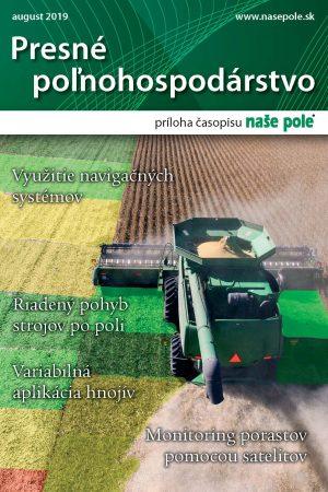 Presné poľnohospodárstvo, príloha časopisu Naše pole