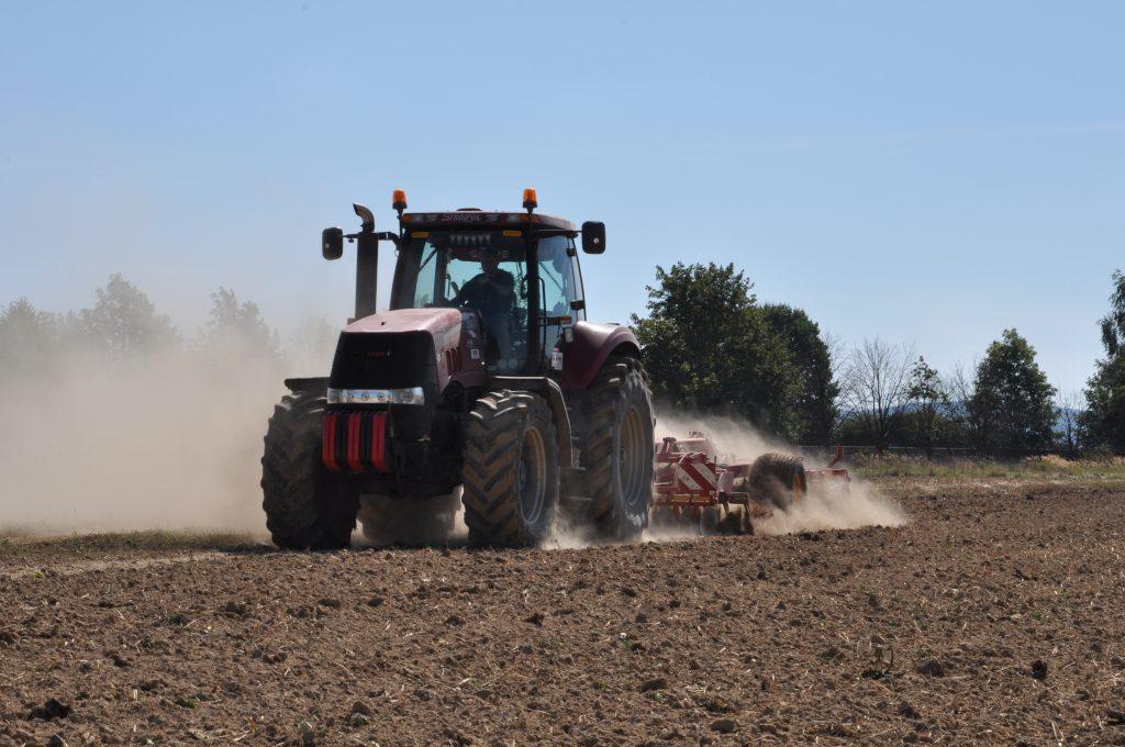 Zapravenie pôdnych herbicídov je ich favorizovanou aplikačnou metódou.